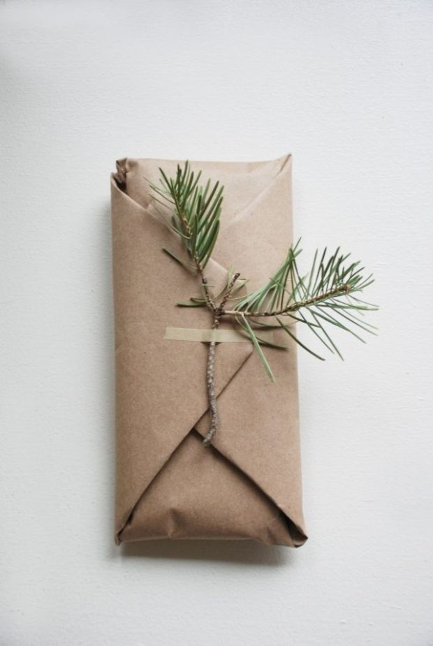 simple wrap