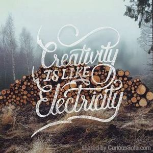 creative electricty